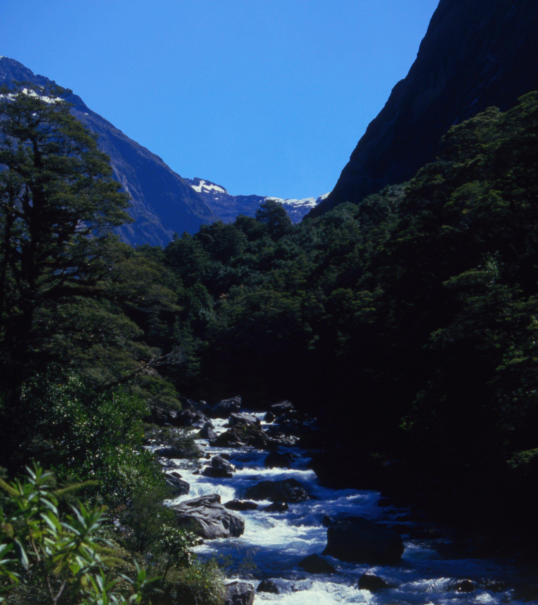 South Island, New Zealand, Oceania