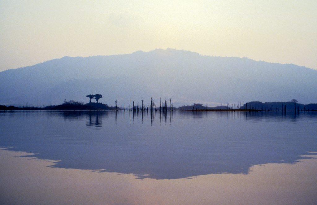Ang Nam Ngum Reservoir, Laos, Asia