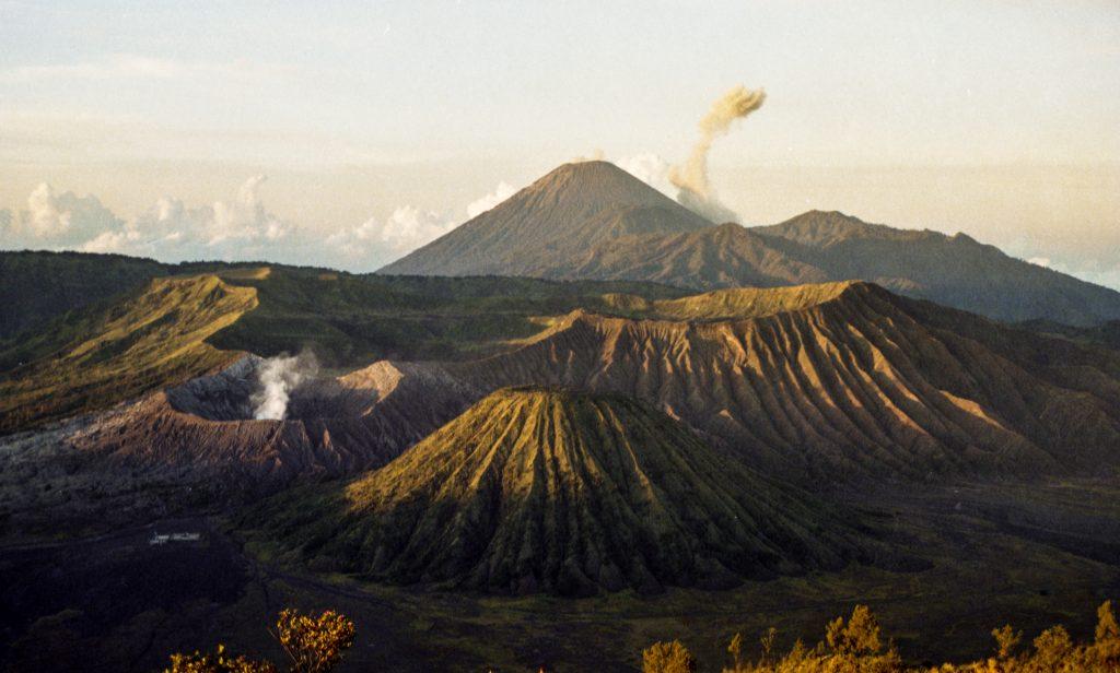 Mount Bromo, Java, Indonesia, Asia