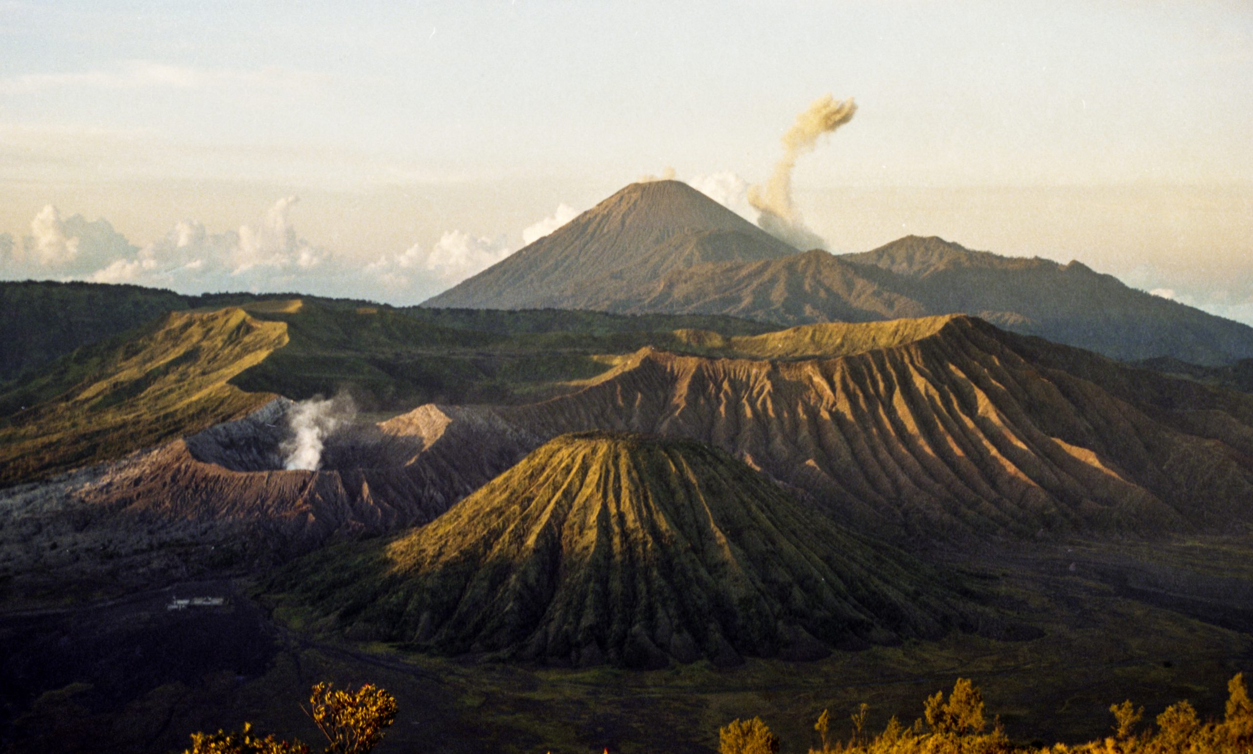Mount Bromo, Java, Indonesia, Asia