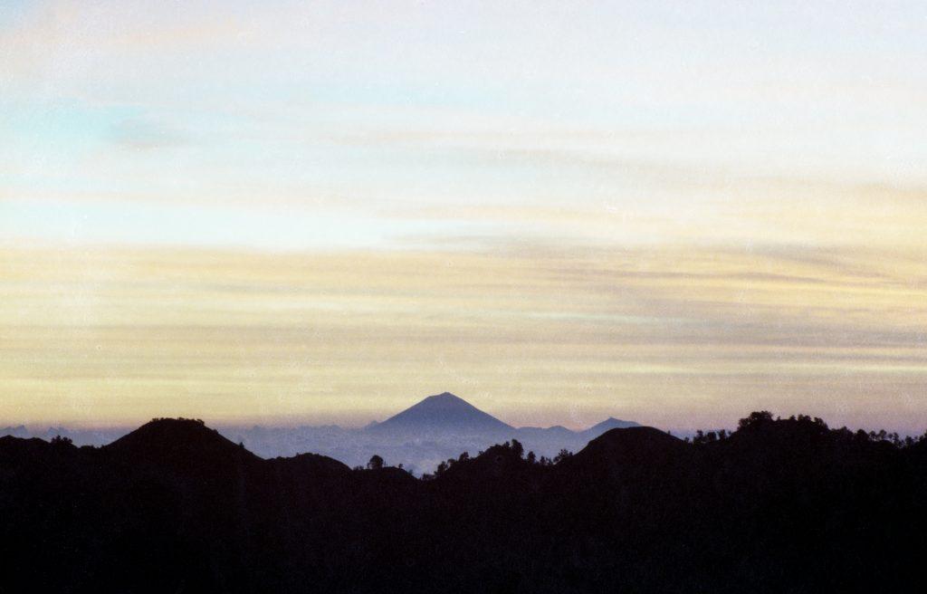 Mount Rinjani, Lombok, Indonesia, Asia
