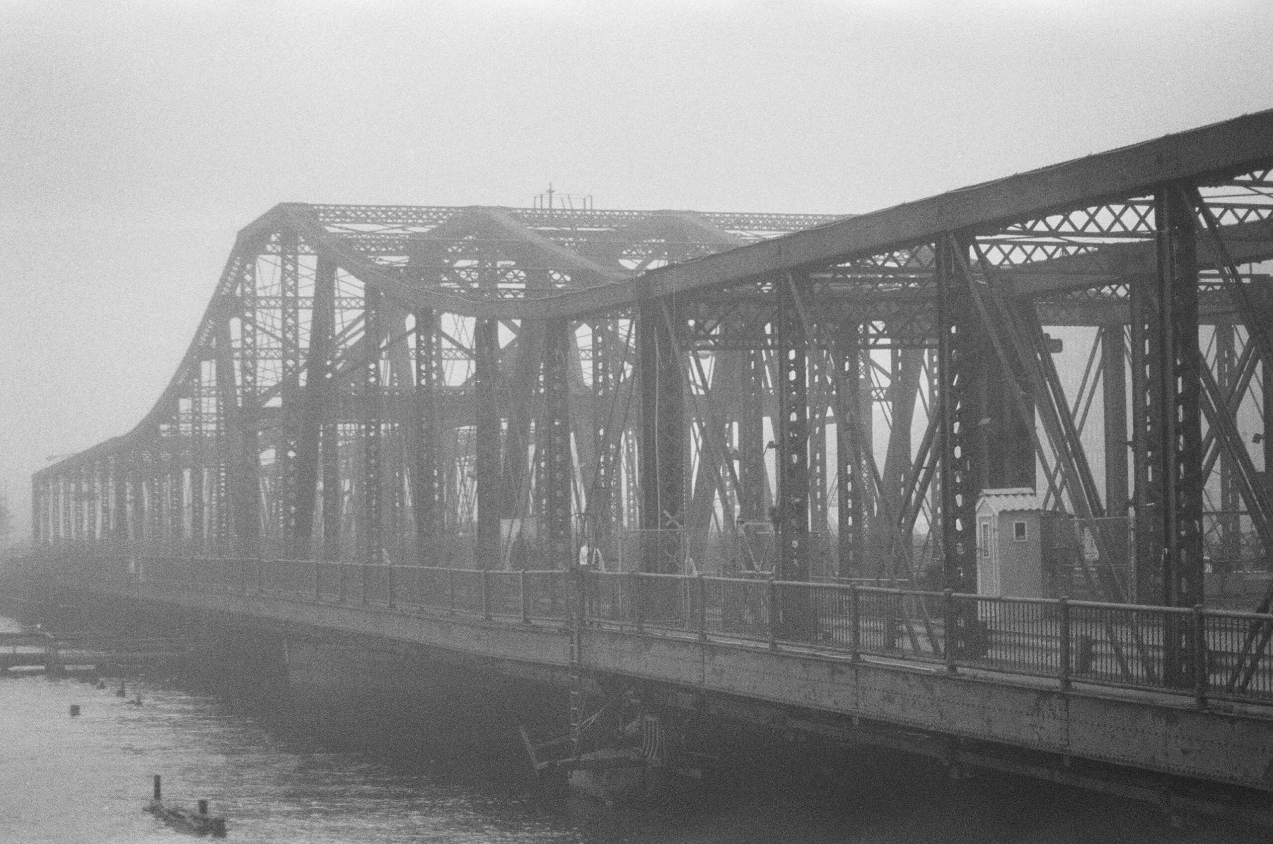 Charlestown High Bridge, Massachusetts, Boston, USA