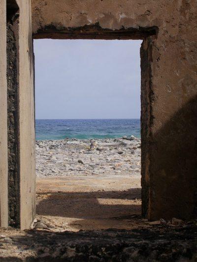 Forgotten doorway - Bonaire