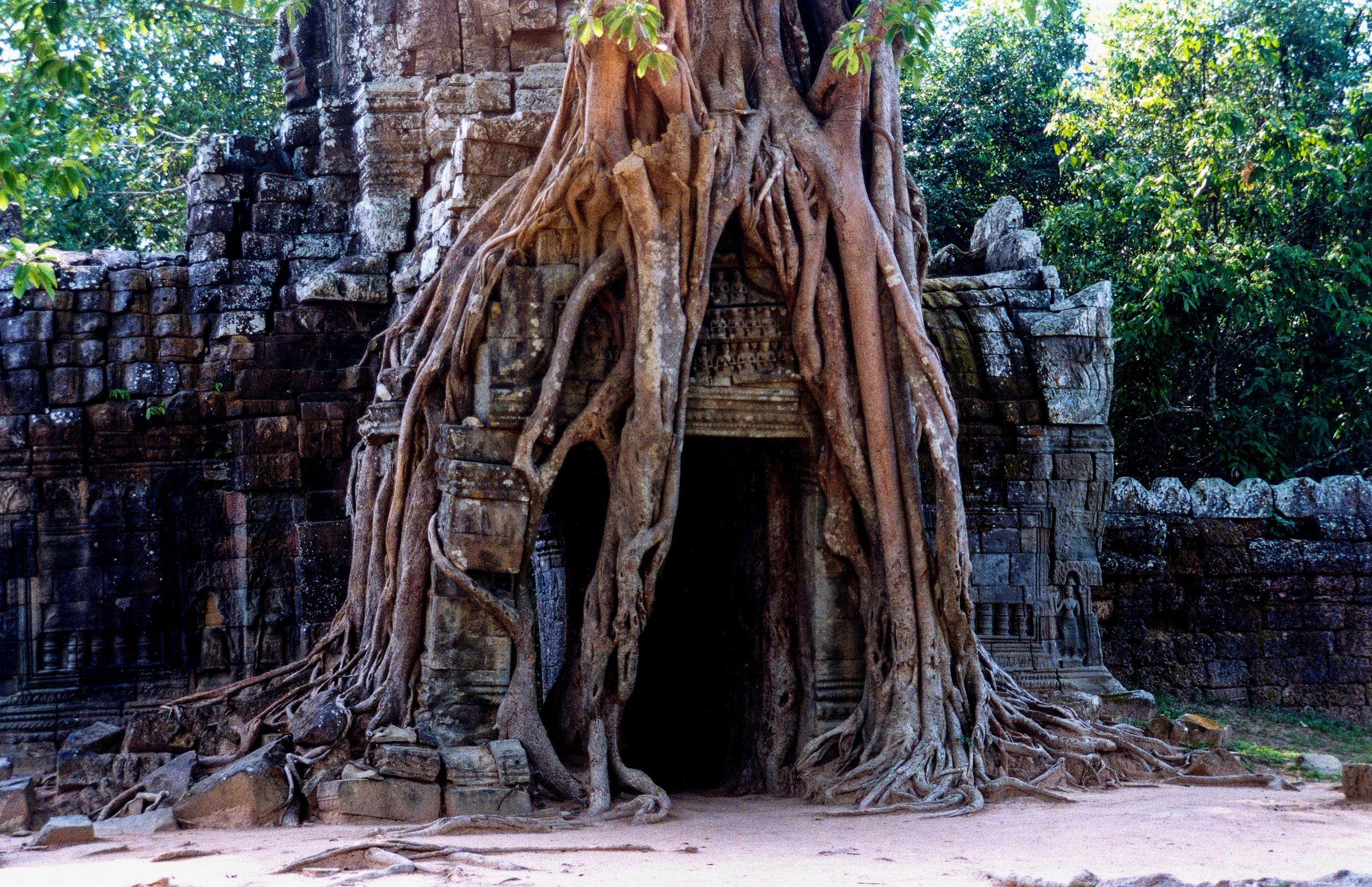 Ta Som, Siem Reap, Cambodia, Asia