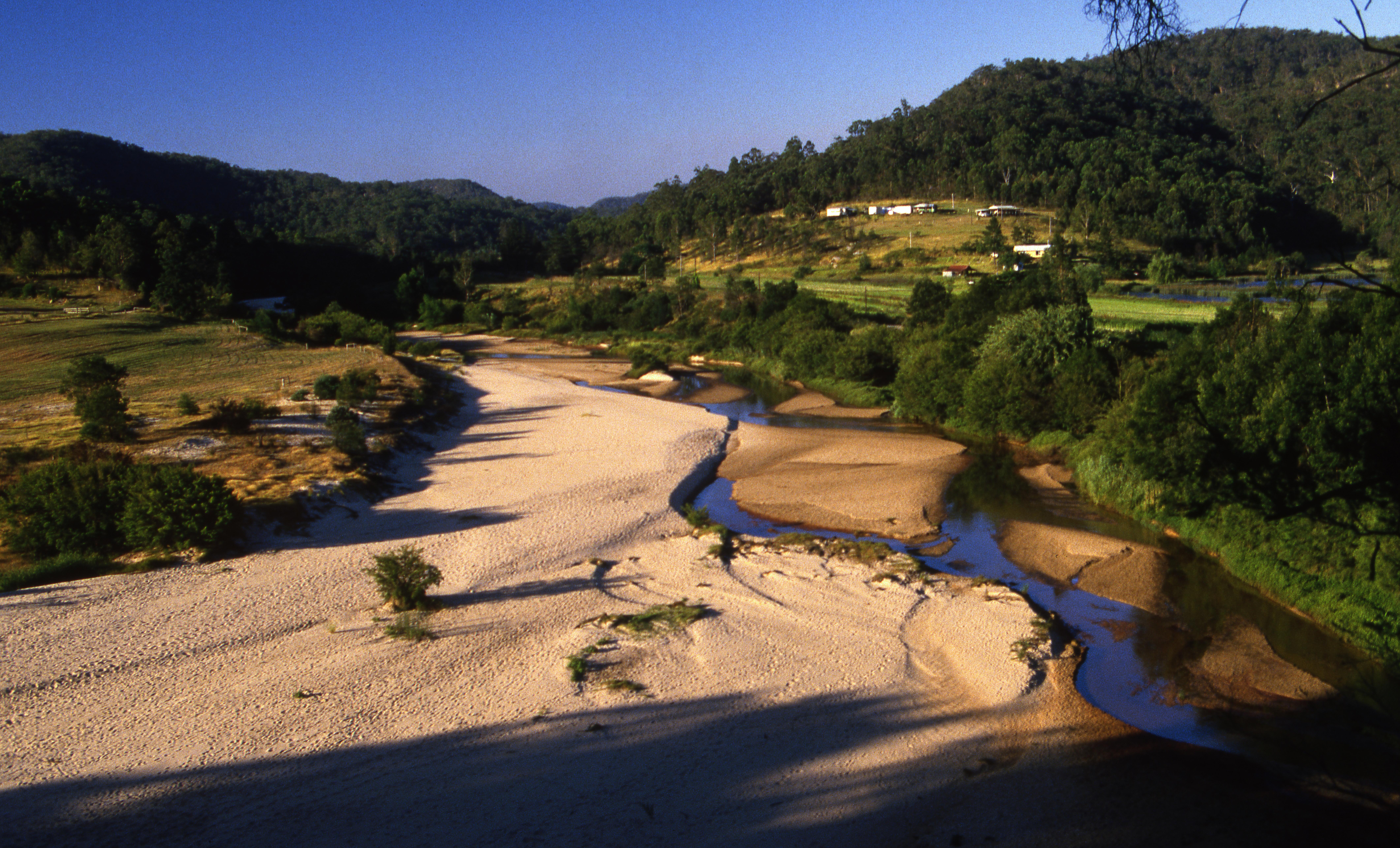 Hawkesbury River, NSW, Australia, Oceania
