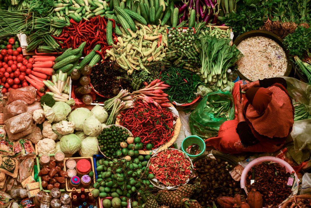 Central Markets, Kota Bharu, Malaysia, Asia