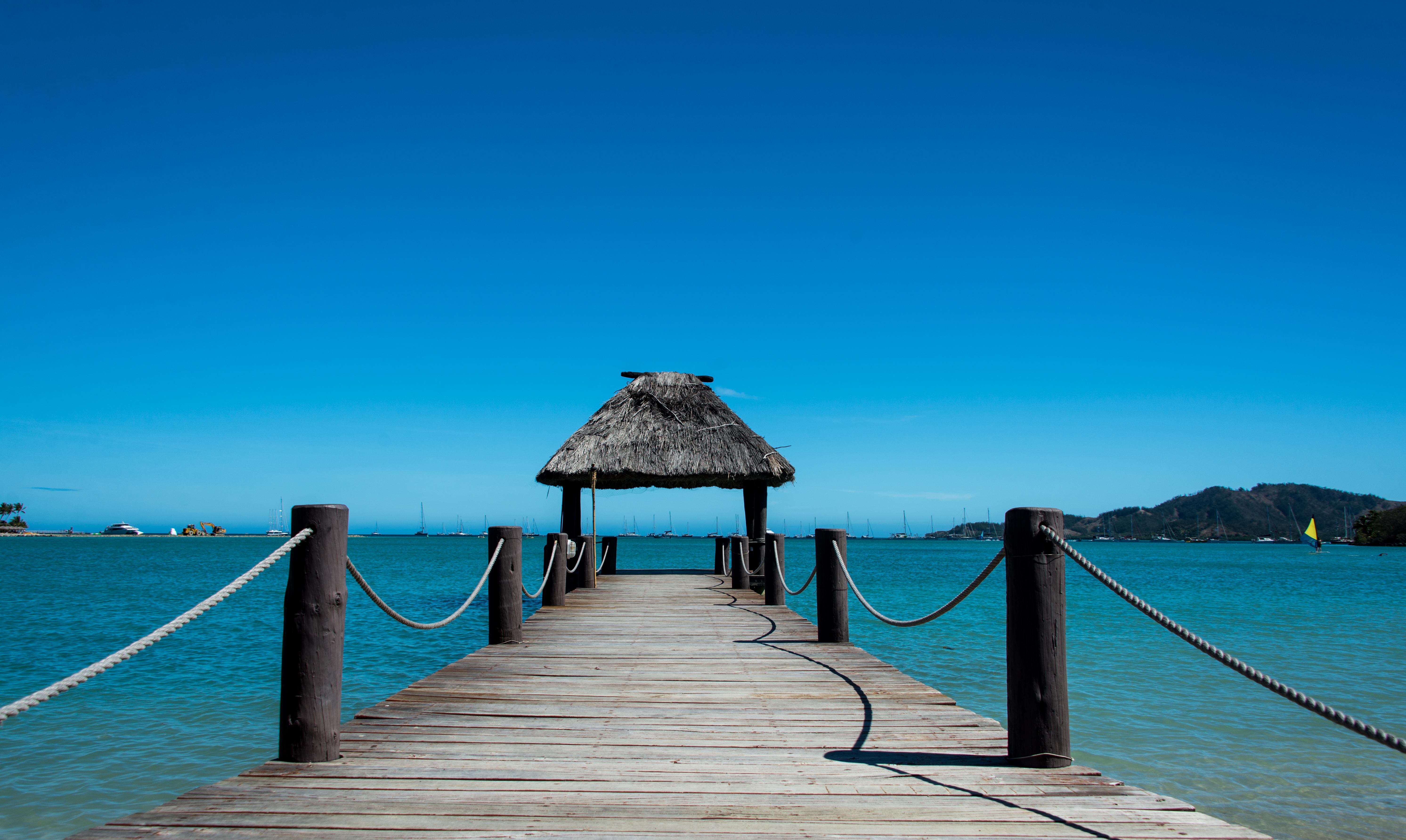 Musket Cove, Fiji, Oceania