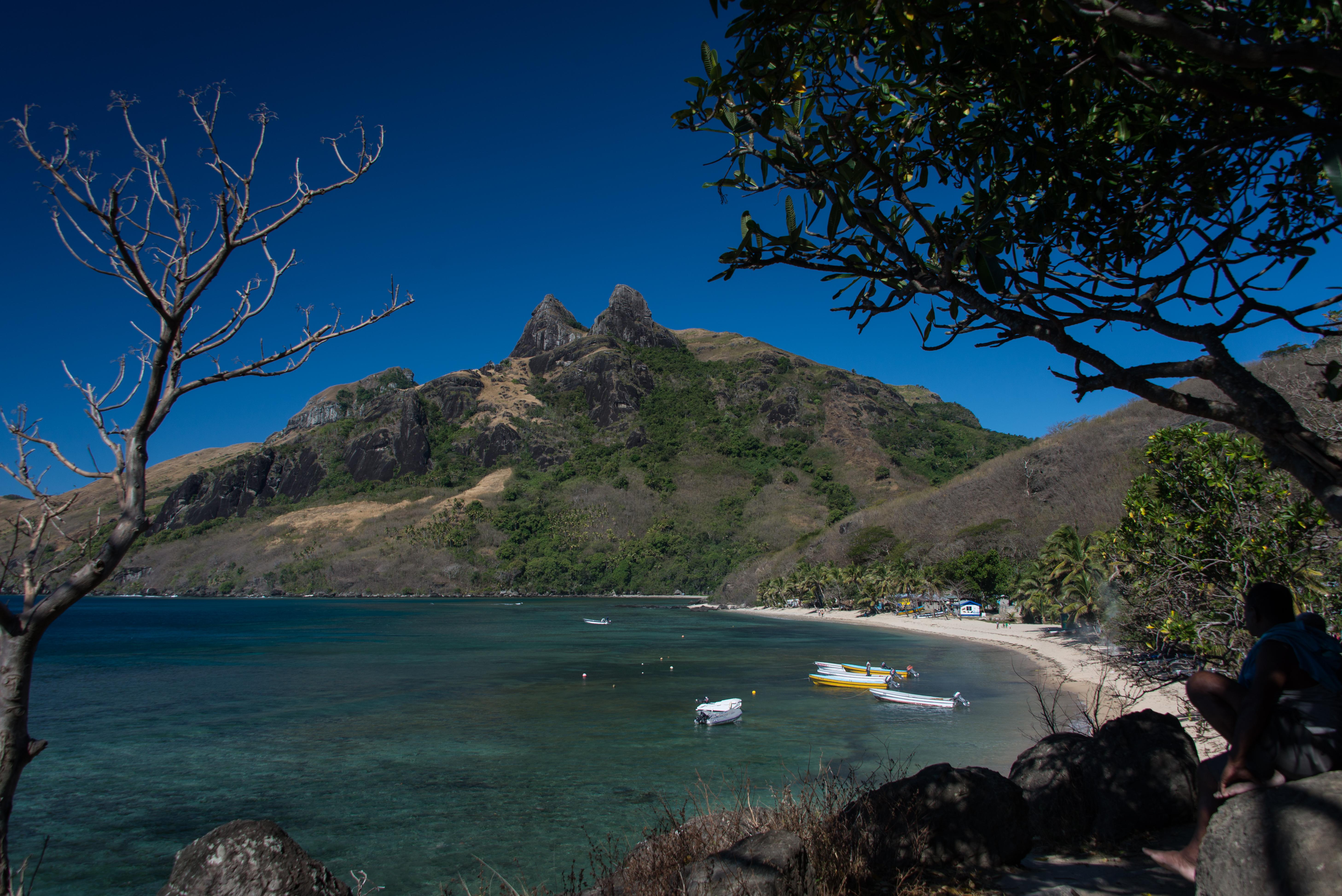 Waya Island, Fiji, Oceania