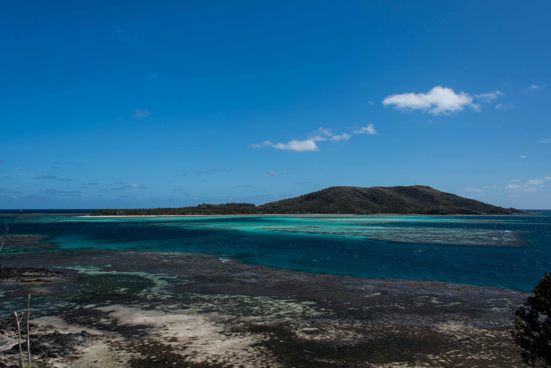 Blue Lagoon, Nanuya Sewa, Fiji, Oceania