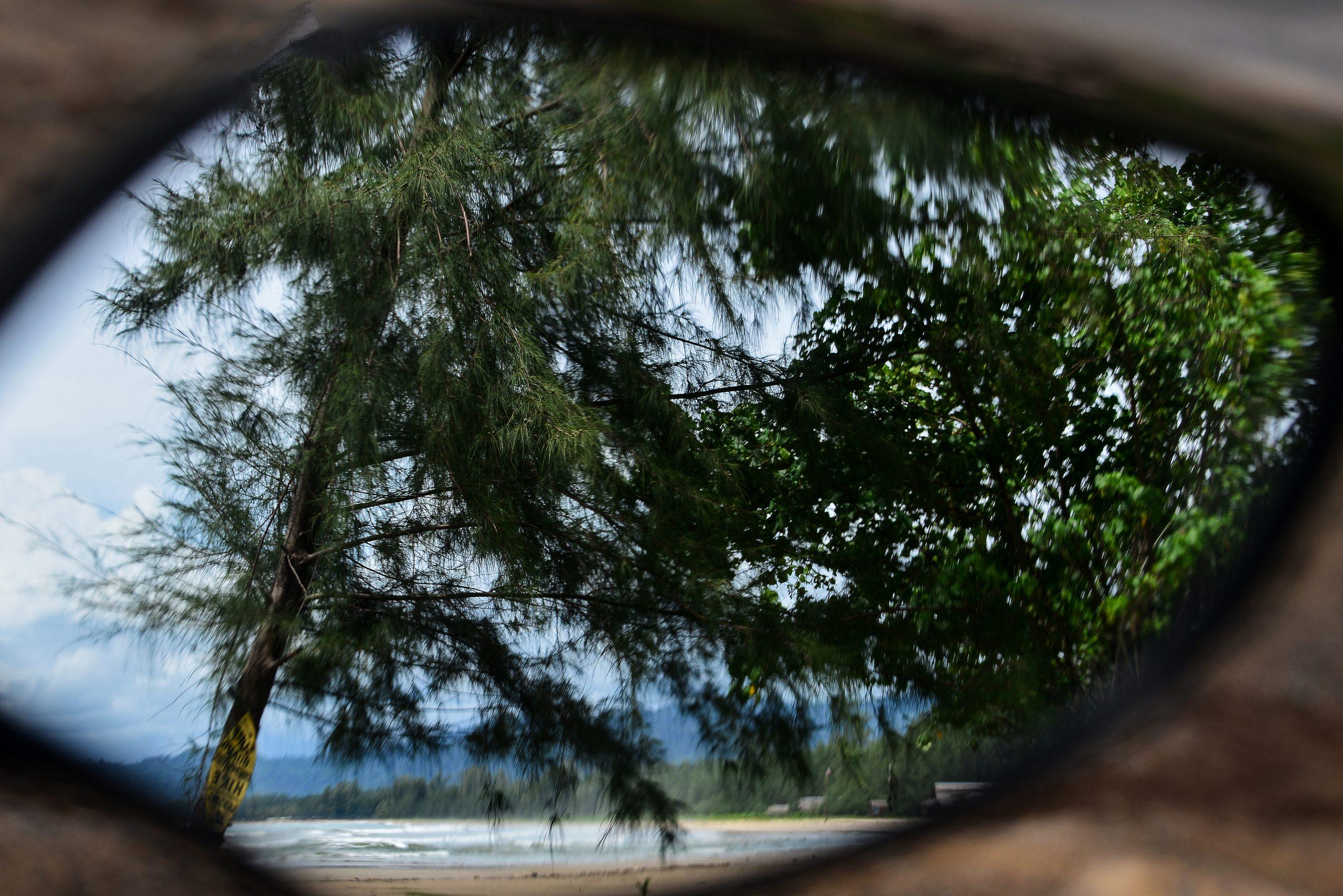 White Sands Beach, Khao Lak, Thailand, Asia