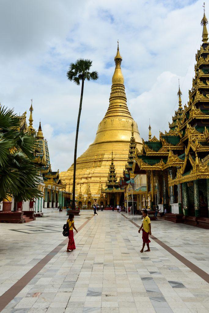 Yangon, Myanmar, Burma, Asia