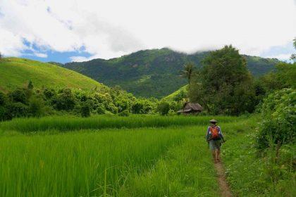 Nong Khiaw, Laos, Asia
