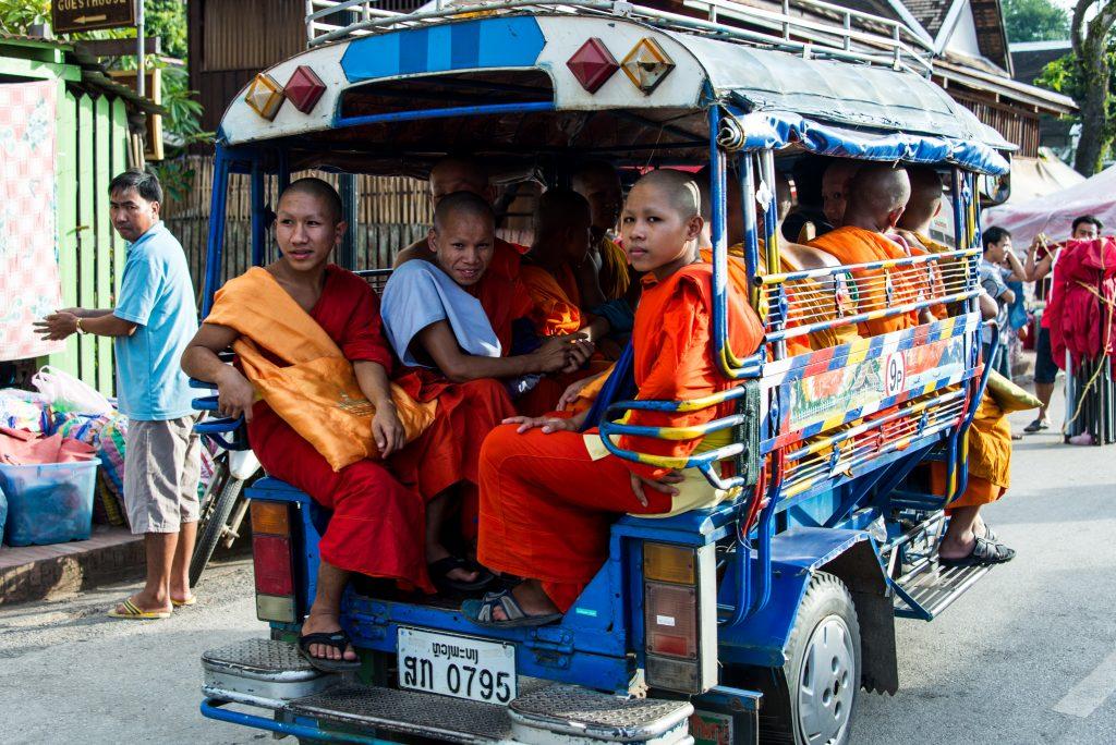 Luang Prabang, Laos, Asia