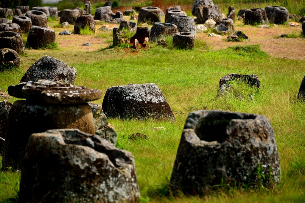 Plain of Jars, Phonsavan, Laos, Asia