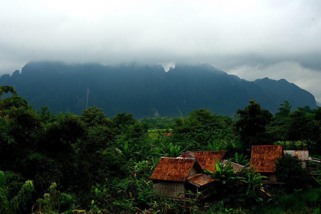 Vang Vieng, Laos, Asia