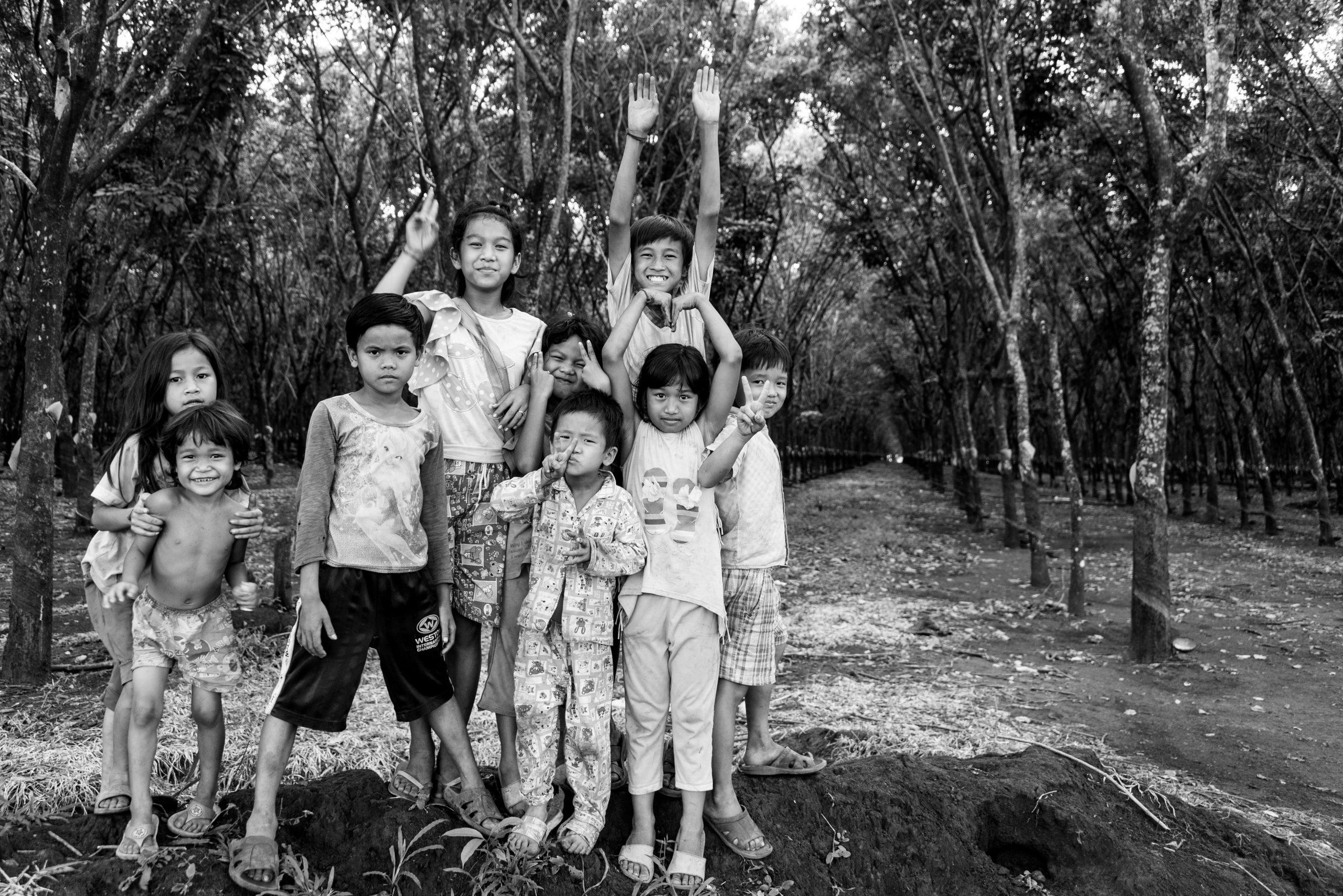 Ban Lung, Cambodia, Asia