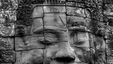 Bayon, Siem Reap, Cambodia, Asia