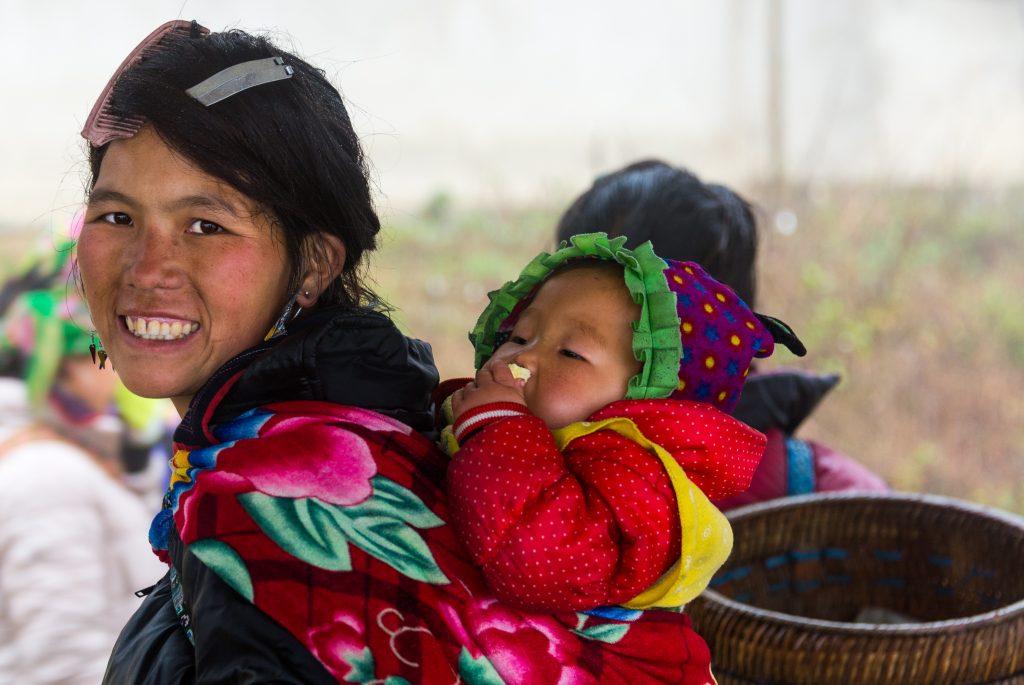 Hmong, Sapa, Vietnam, Asia