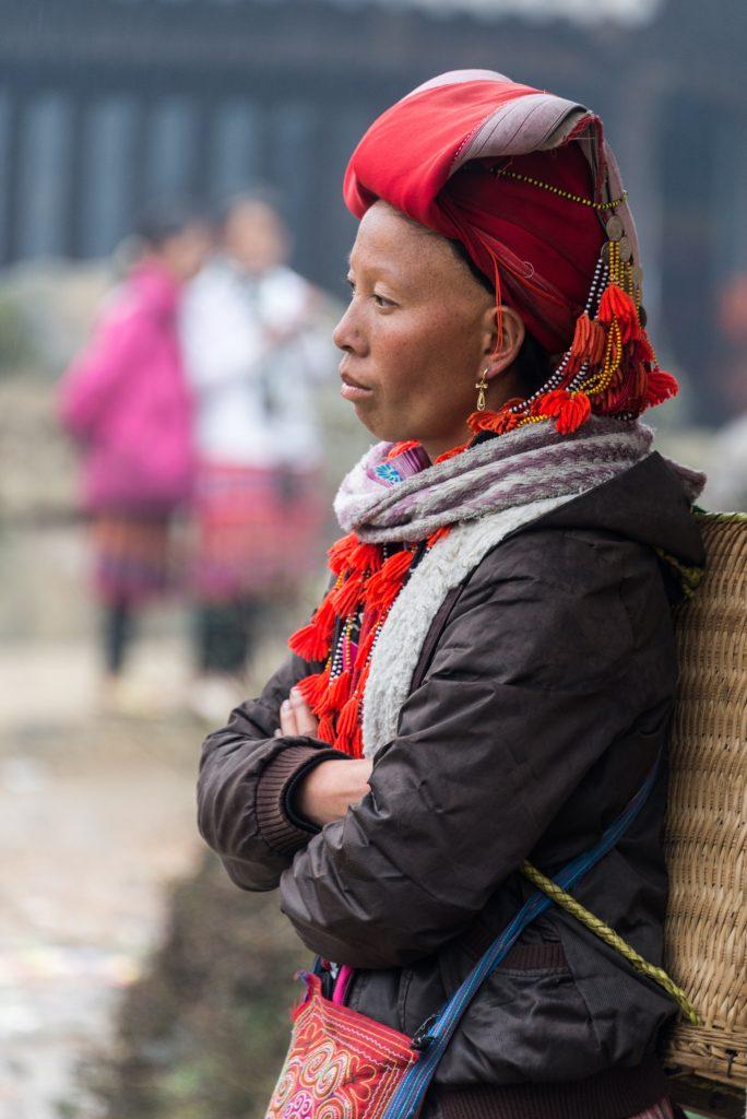 Red Zhao, Sapa, Vietnam, Asia