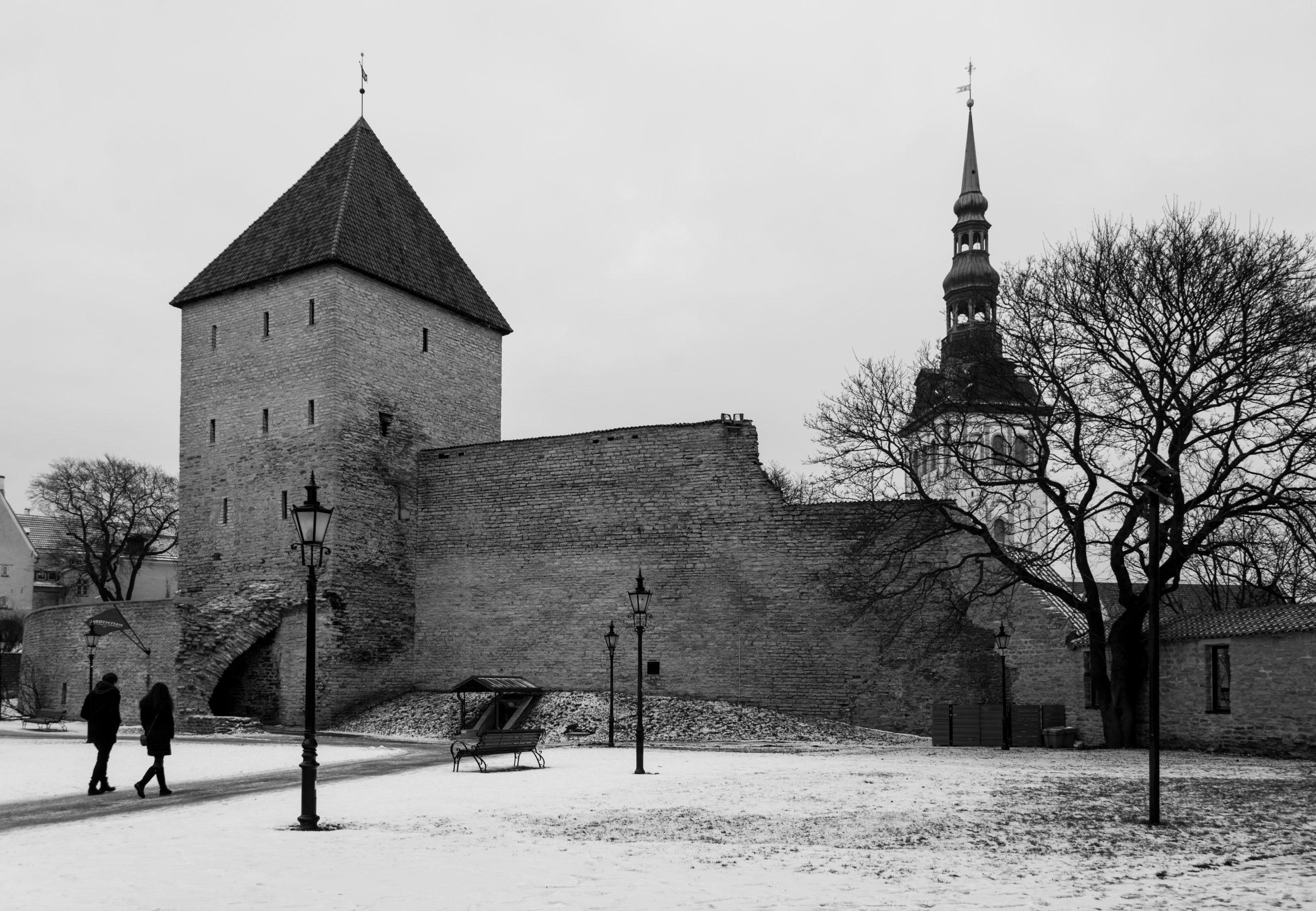 Tallinn, Estonia, Baltic States, Europe