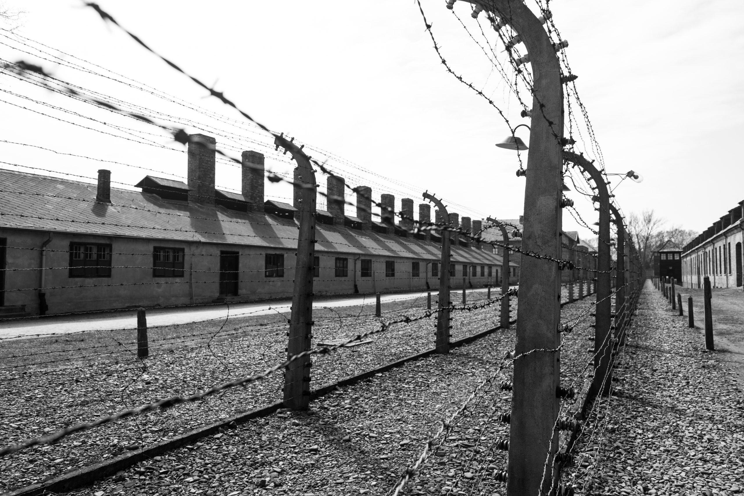 Auschwitz Camp, Oświęcim, Poland, Europe