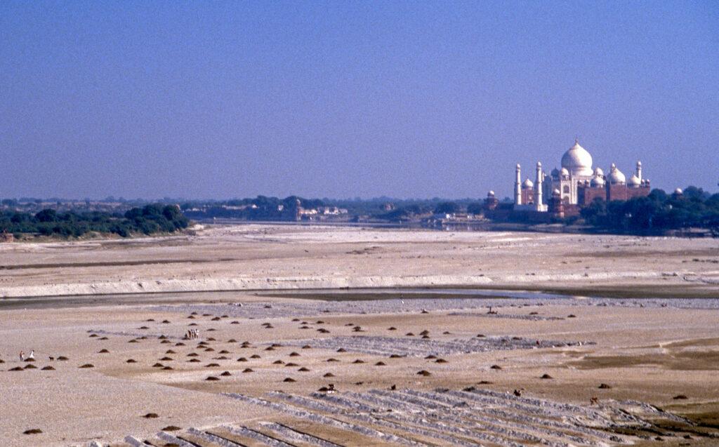 Taj Mahal, Agra, India, Asia
