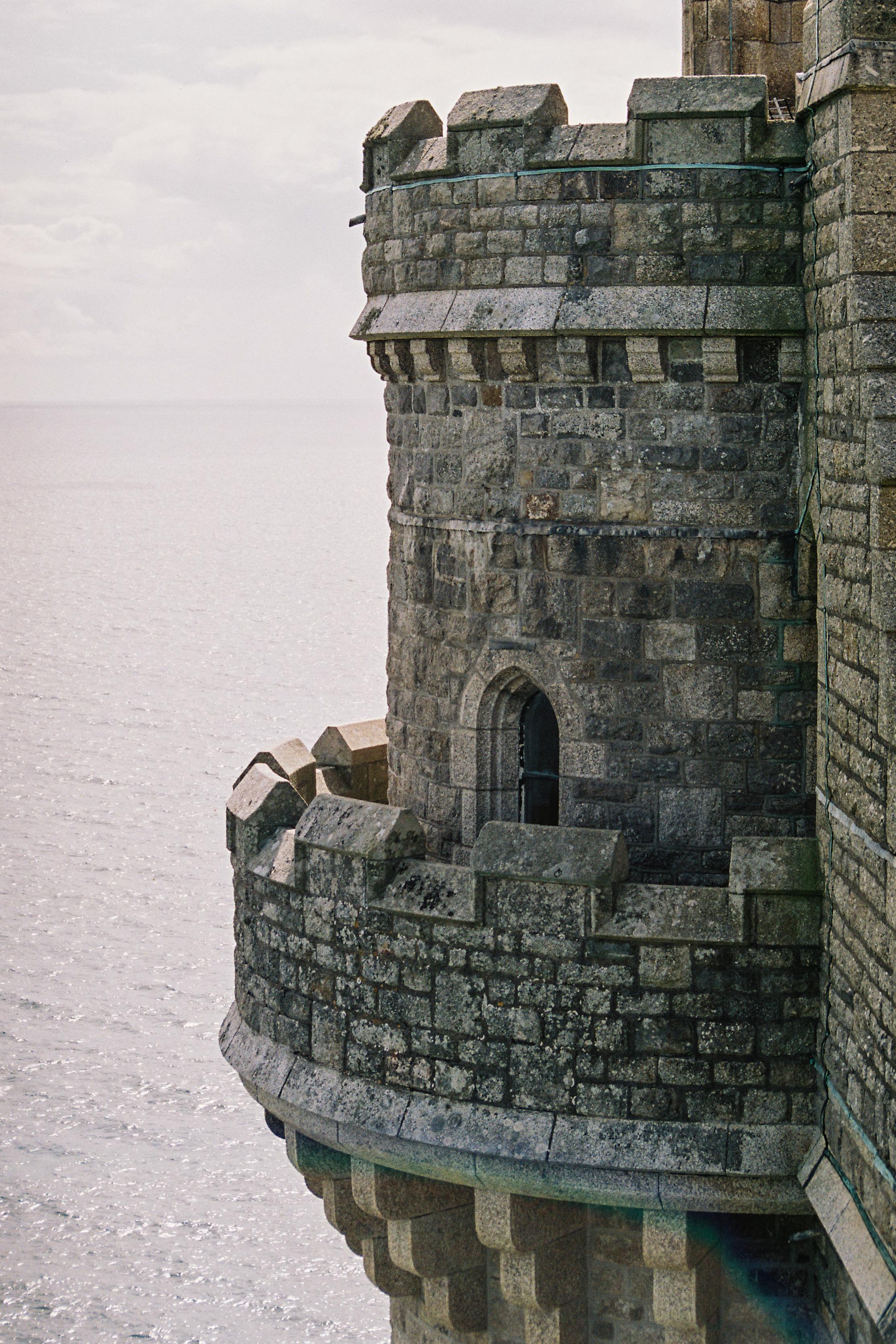 St Michael's Mount, Cornwall, England, United Kingdom