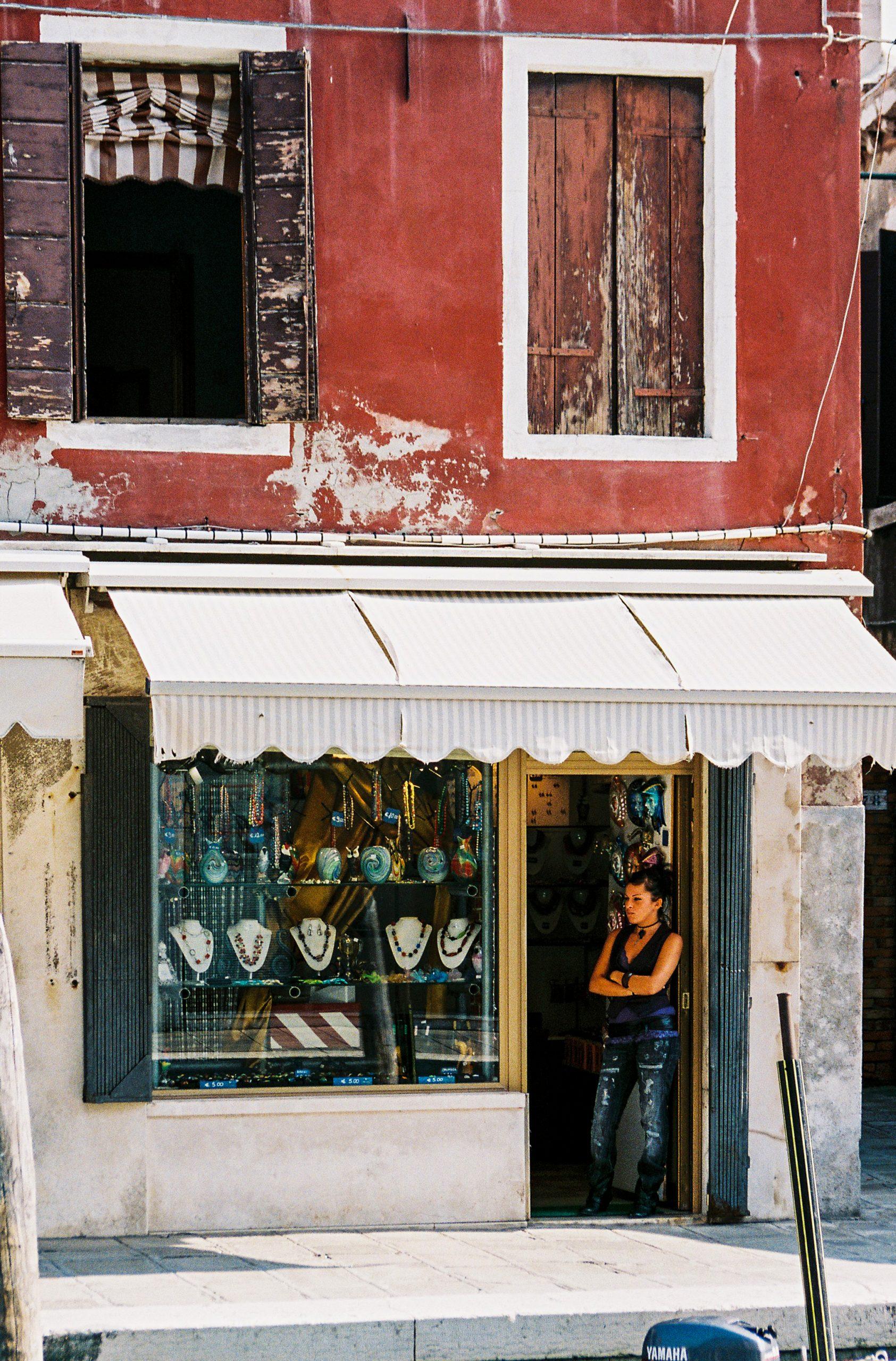 Murano, Venice, Italy, Europe