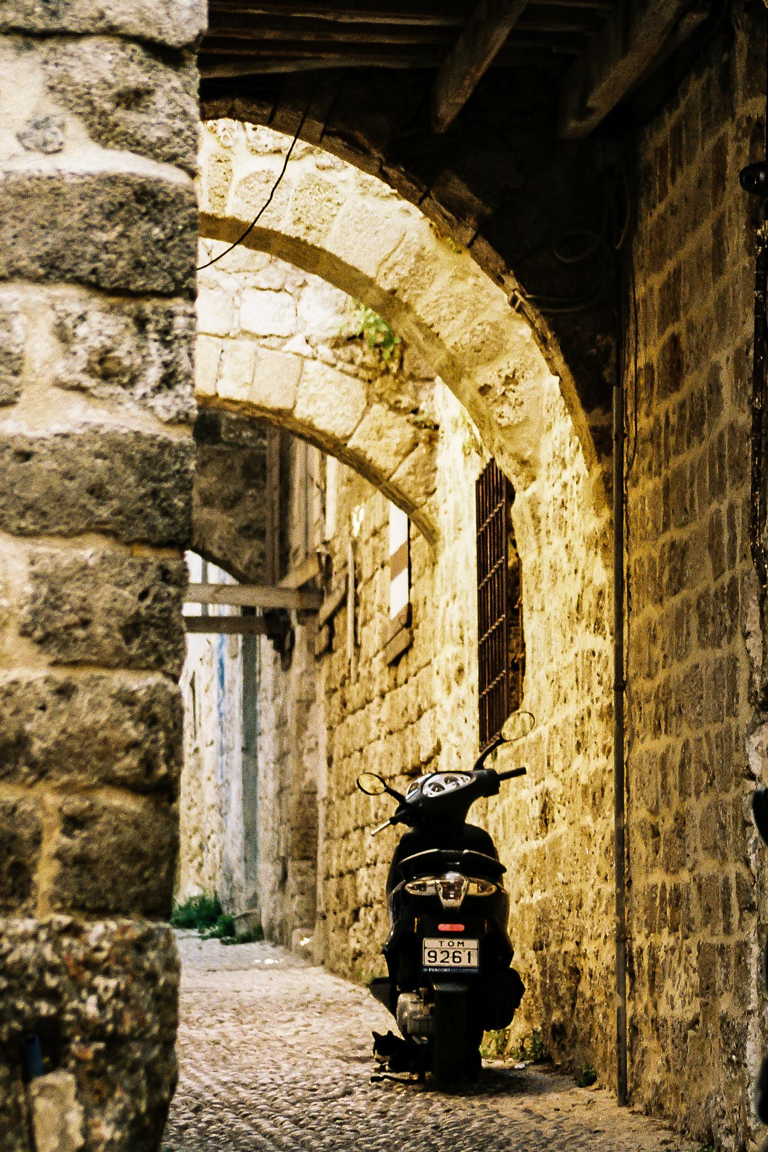Old Town, Rhodes