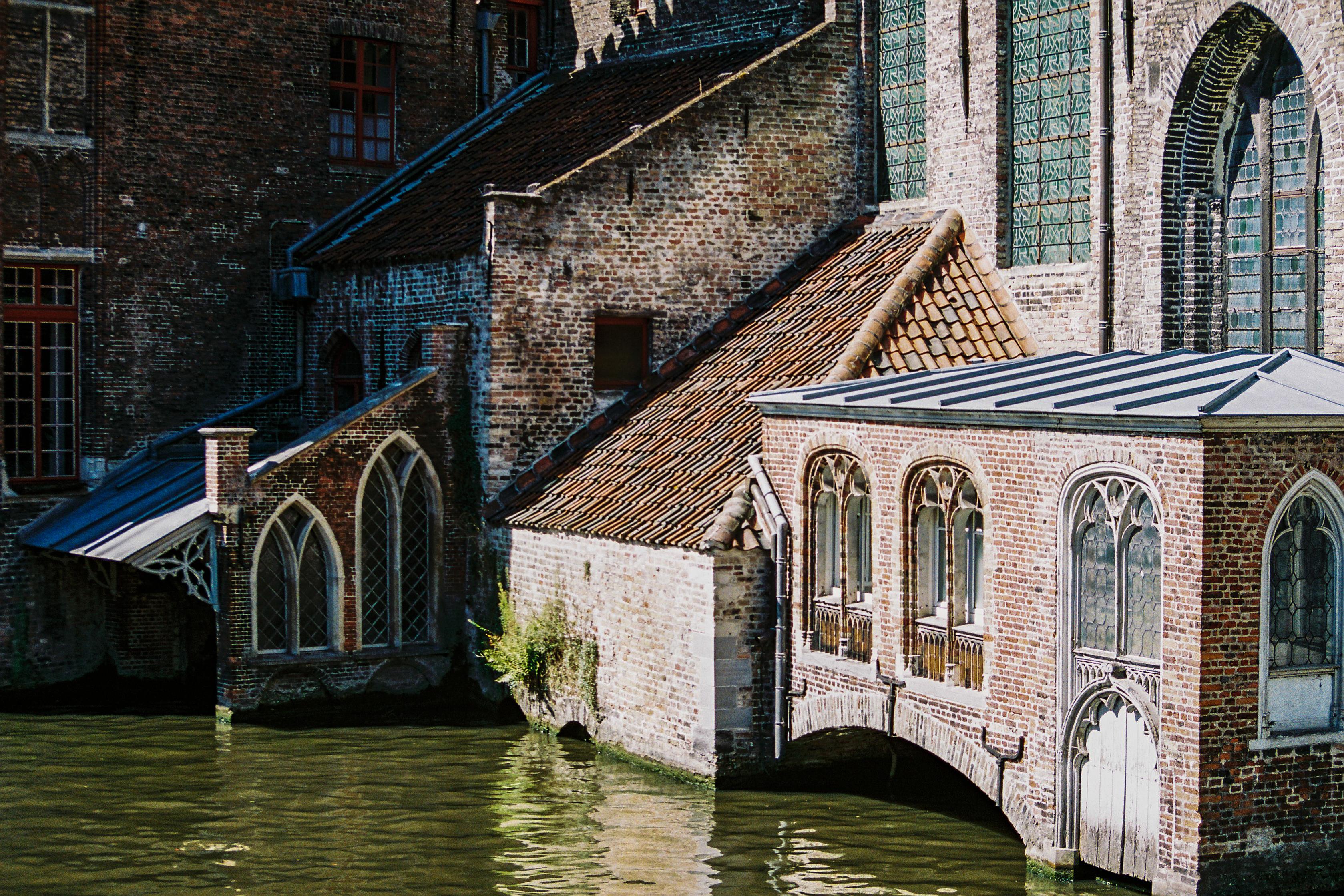 Canals, Brugge, Belgium, Europe