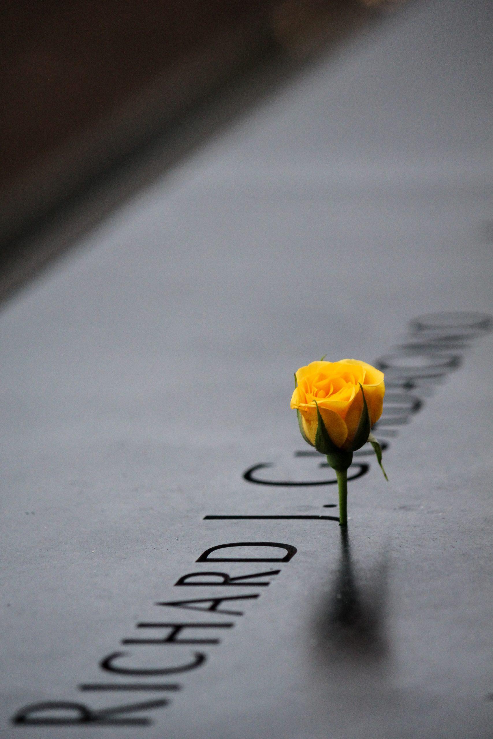 9/11 Memorial Site, New York, USA