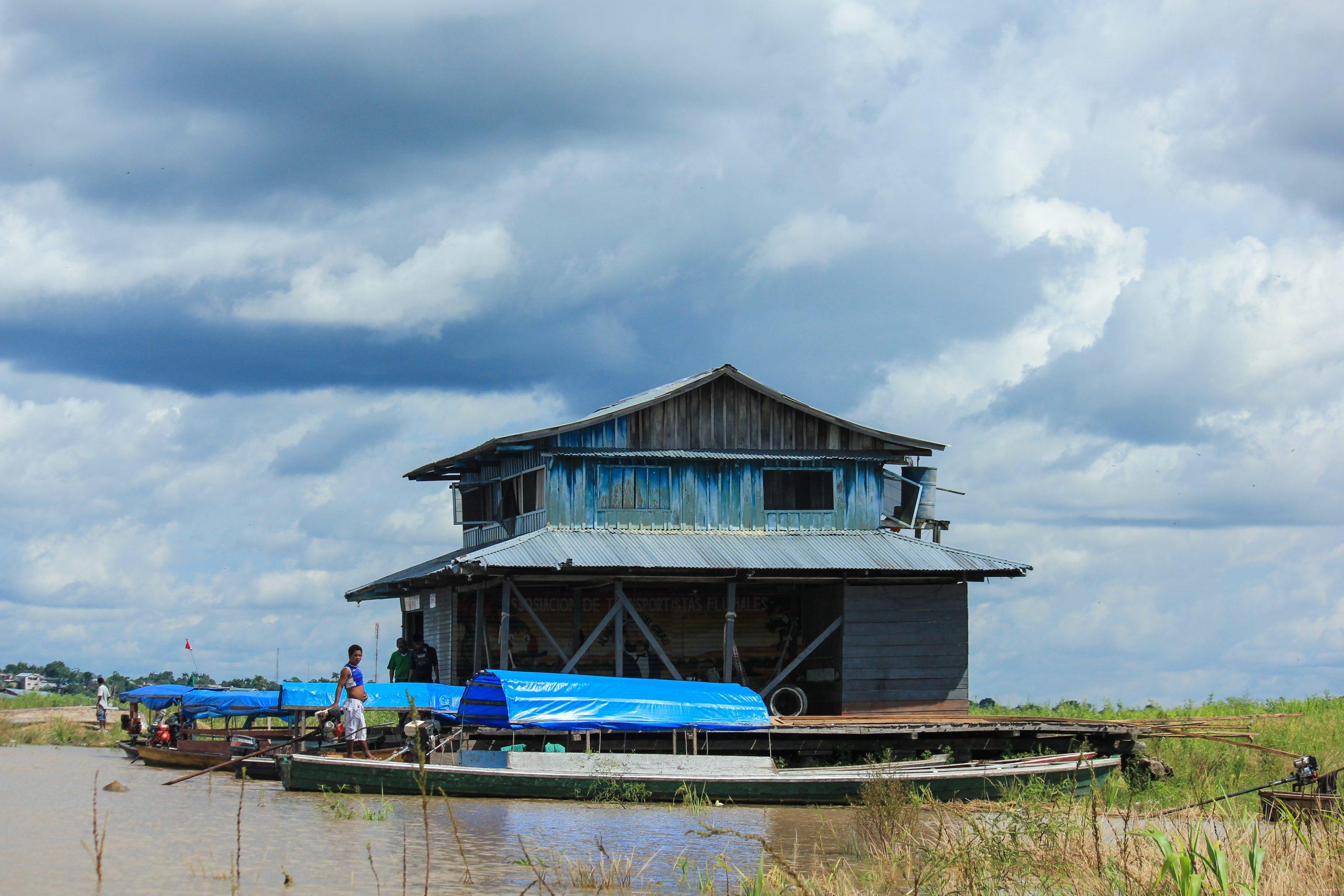 Santa Rosa, Amazon River, Peru, South America