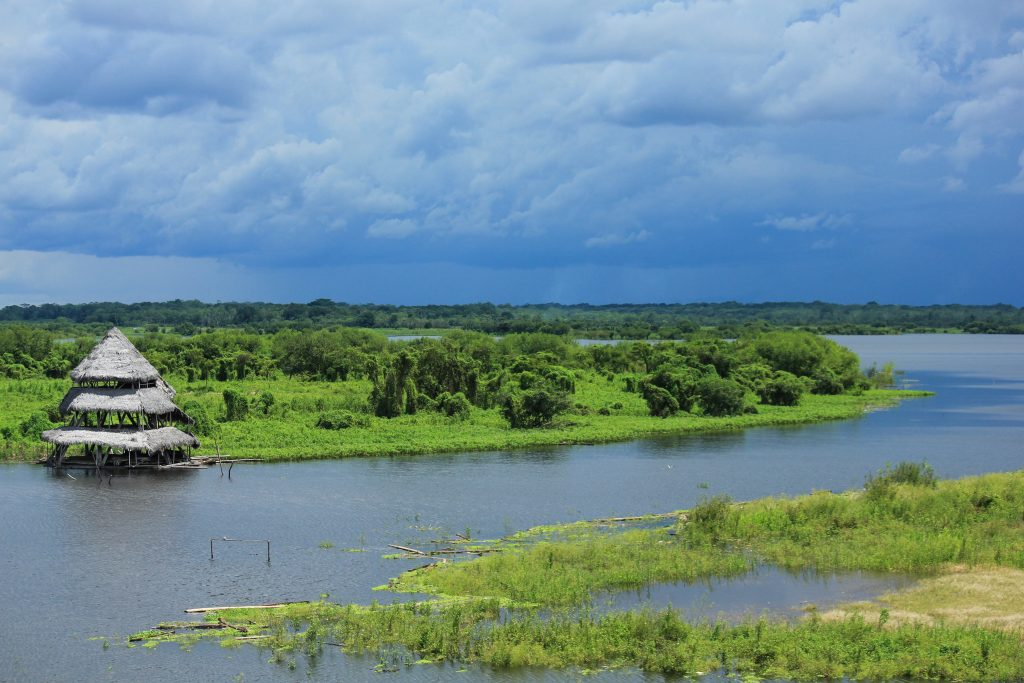 Iquitos, Amazon River, Peru, South America