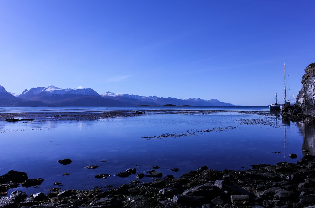 The Beagle Channel, Argentina, South America