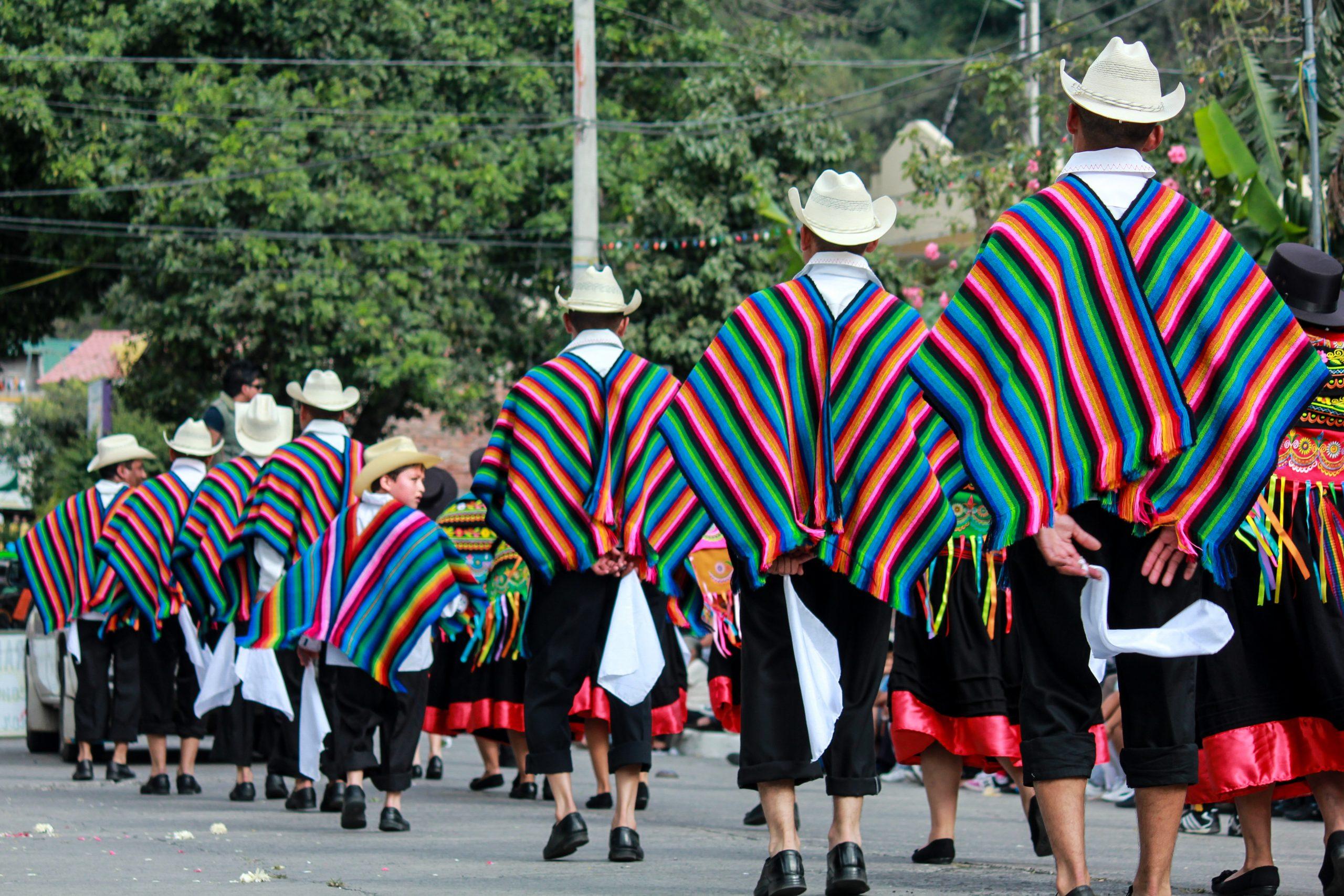 Guachos, Baños, Ecuador, South America