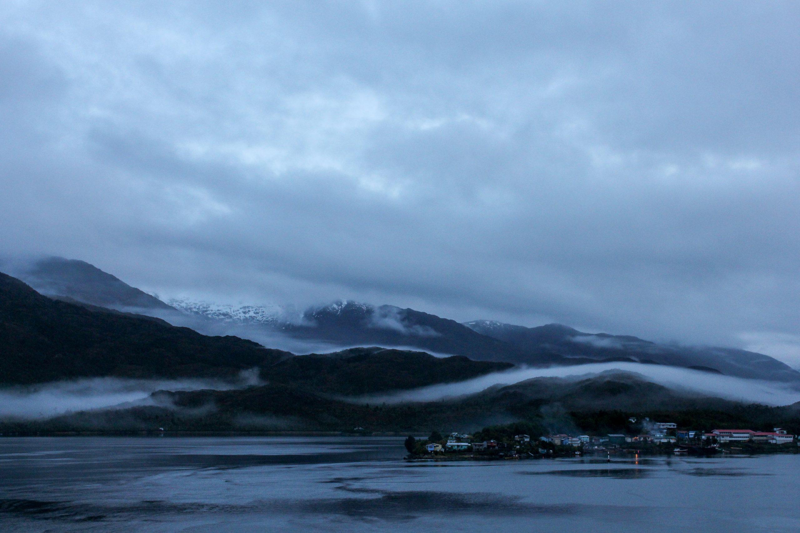 Puerto Eden Hamlet, Patagonia, Chile, South America