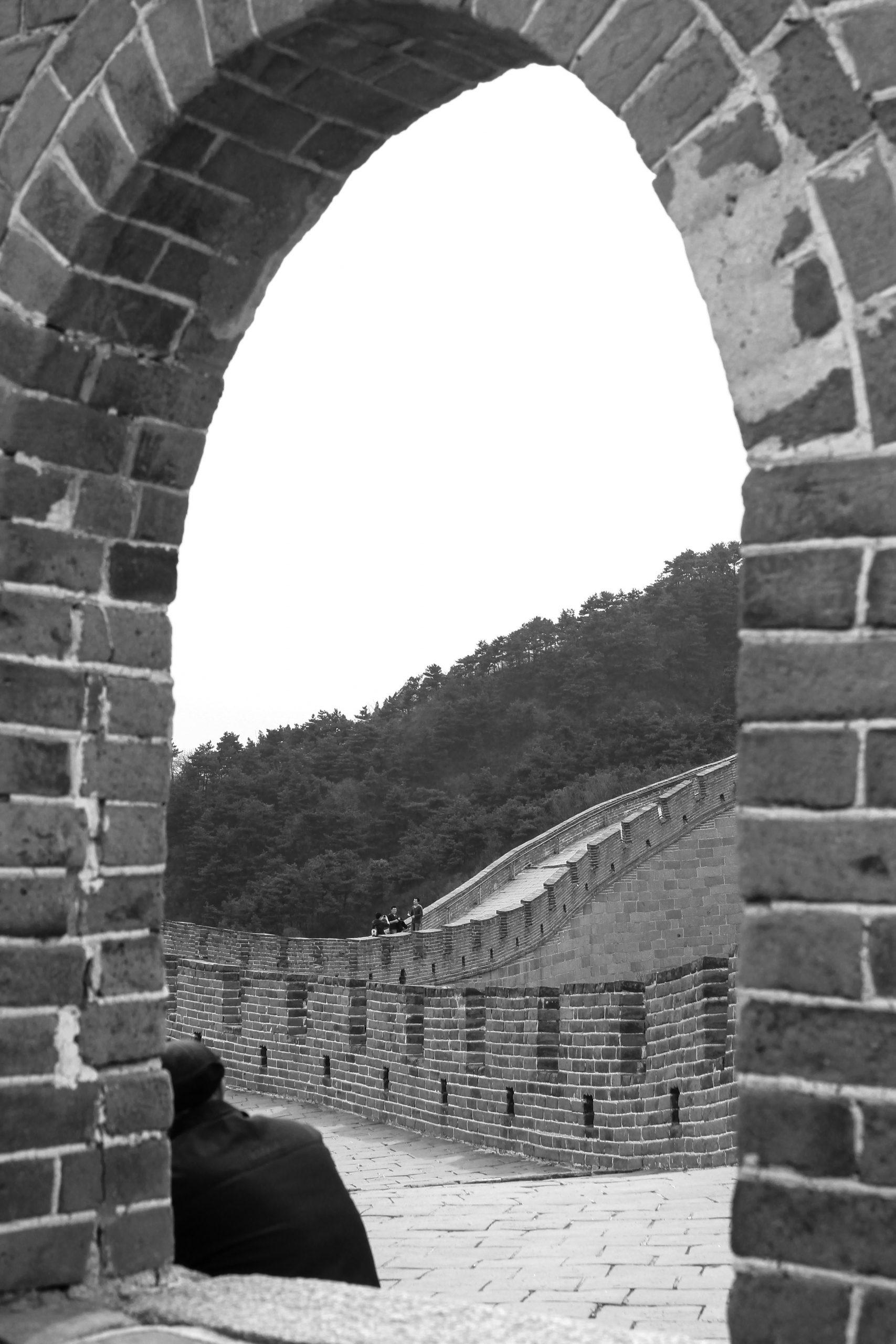 Great Wall, Badaling, China, Asia