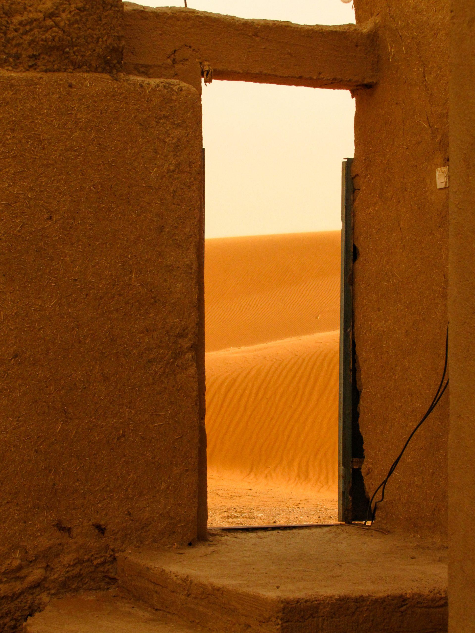 Western Sahara, Morocco, Africa