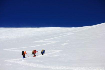 Volcano Villarrica, Chile, South America