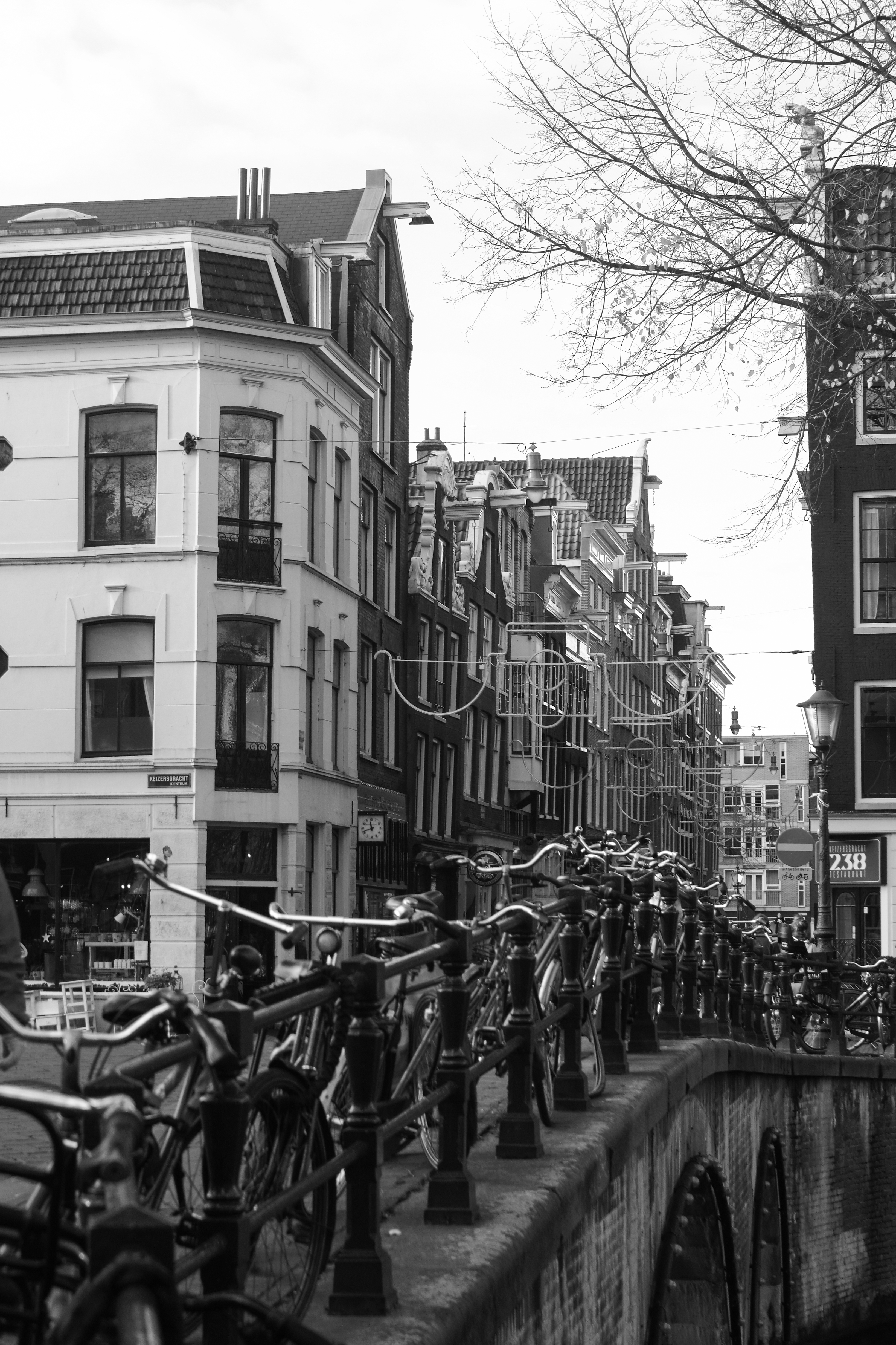 Bicycles, Amsterdam, Netherlands, Europe