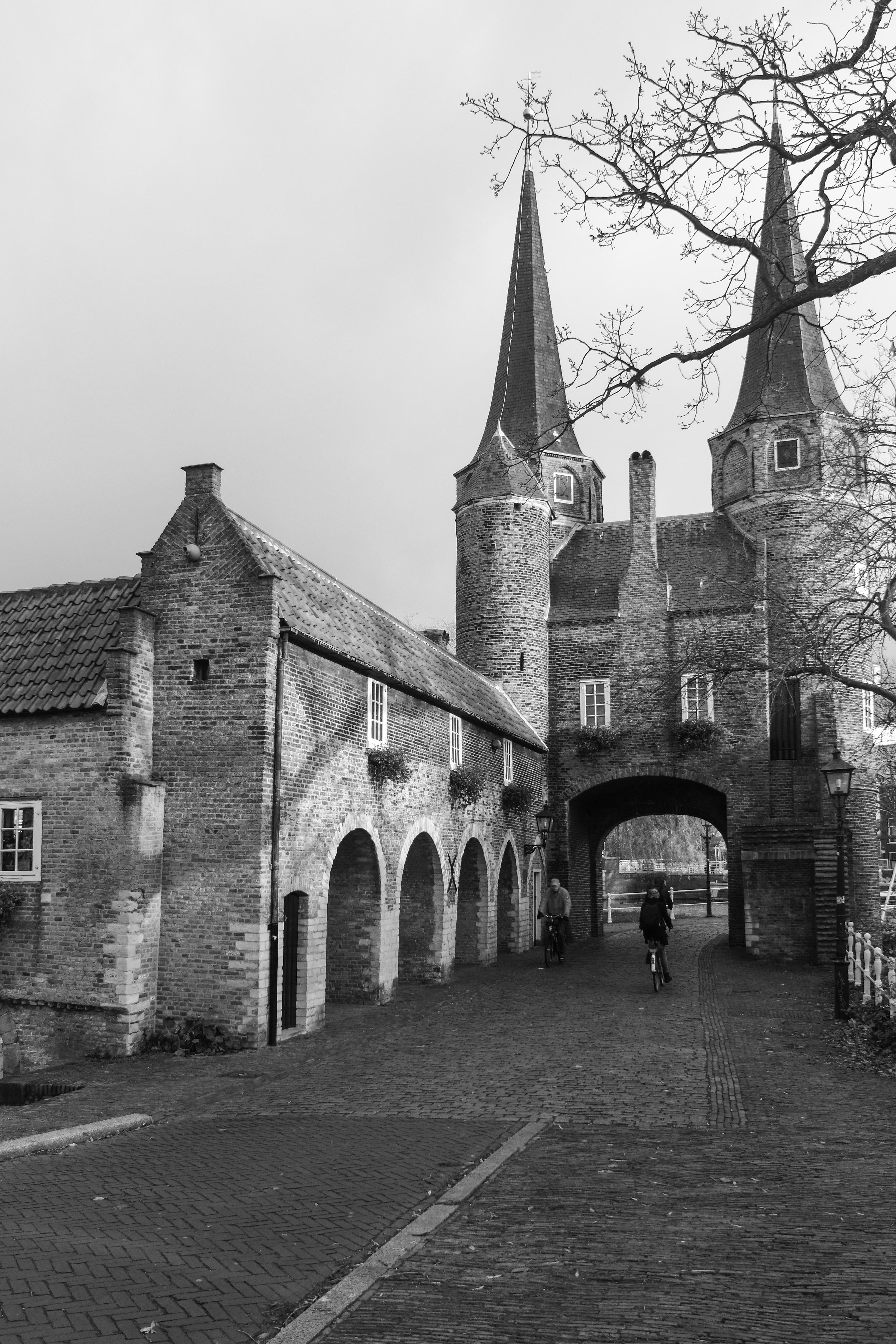Oostpoort, Delft, Netherlands