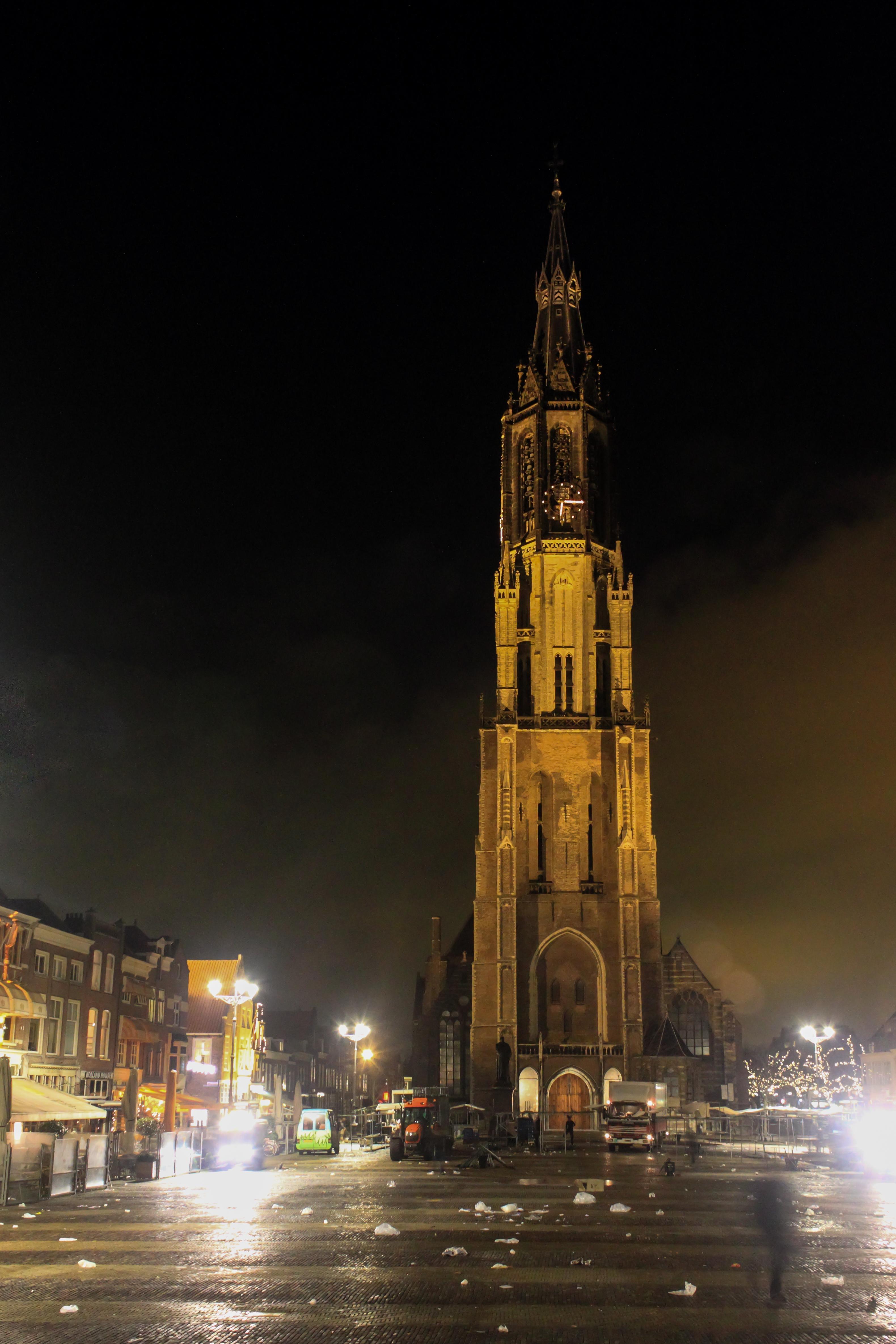 Nieuwe Kerk, Delft, Netherlands, Europe