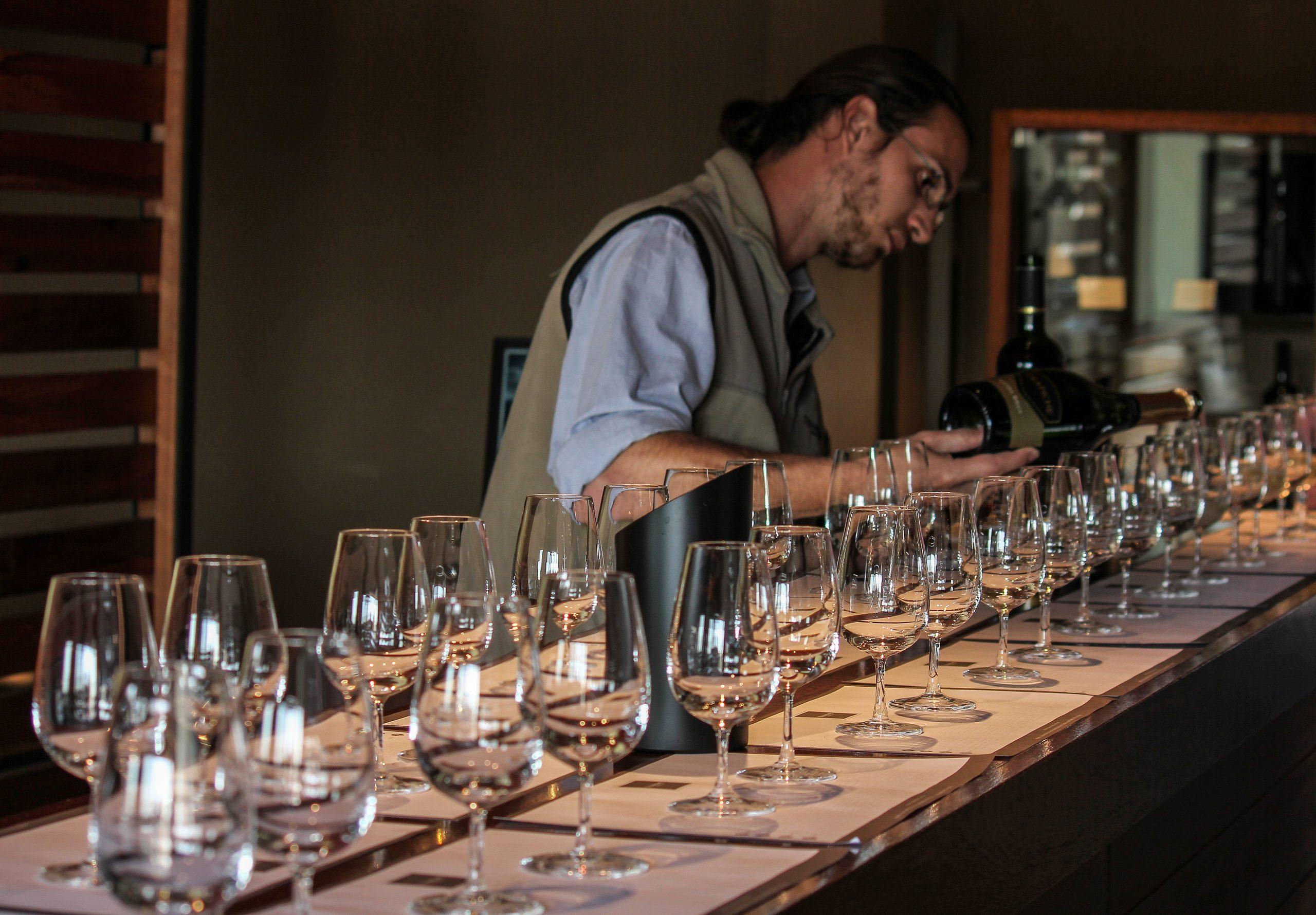 Trapiche Winery, Mendoza, Argentina, South America