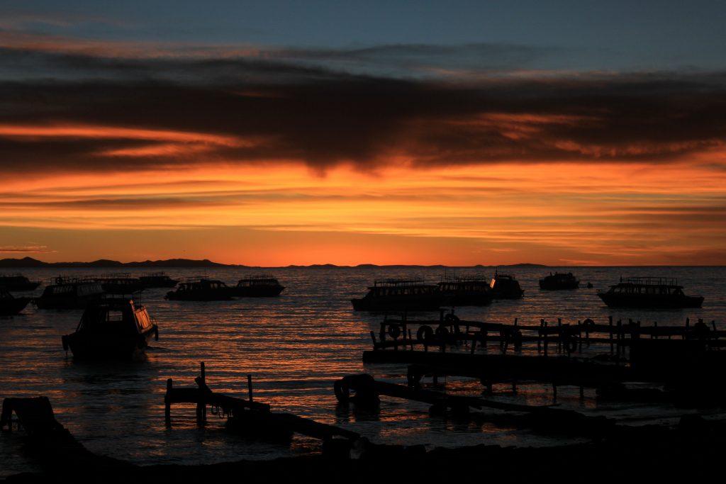 Copacabana, Lake Titicaca, Bolivia, South America