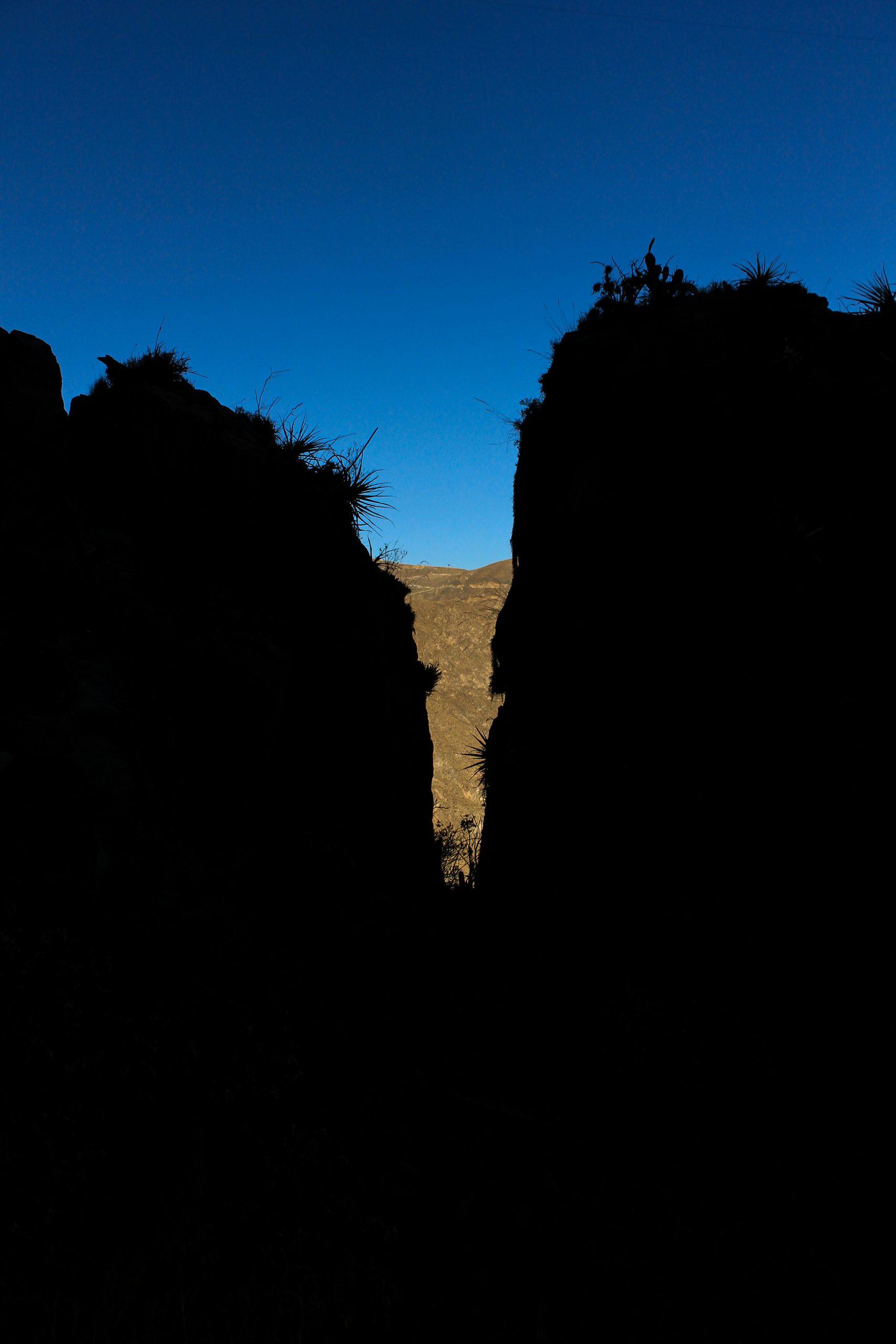 Colca Canyon, Peru, South America