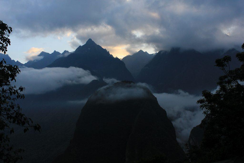 Llactapata, Salkantay Trek, Peru, South America