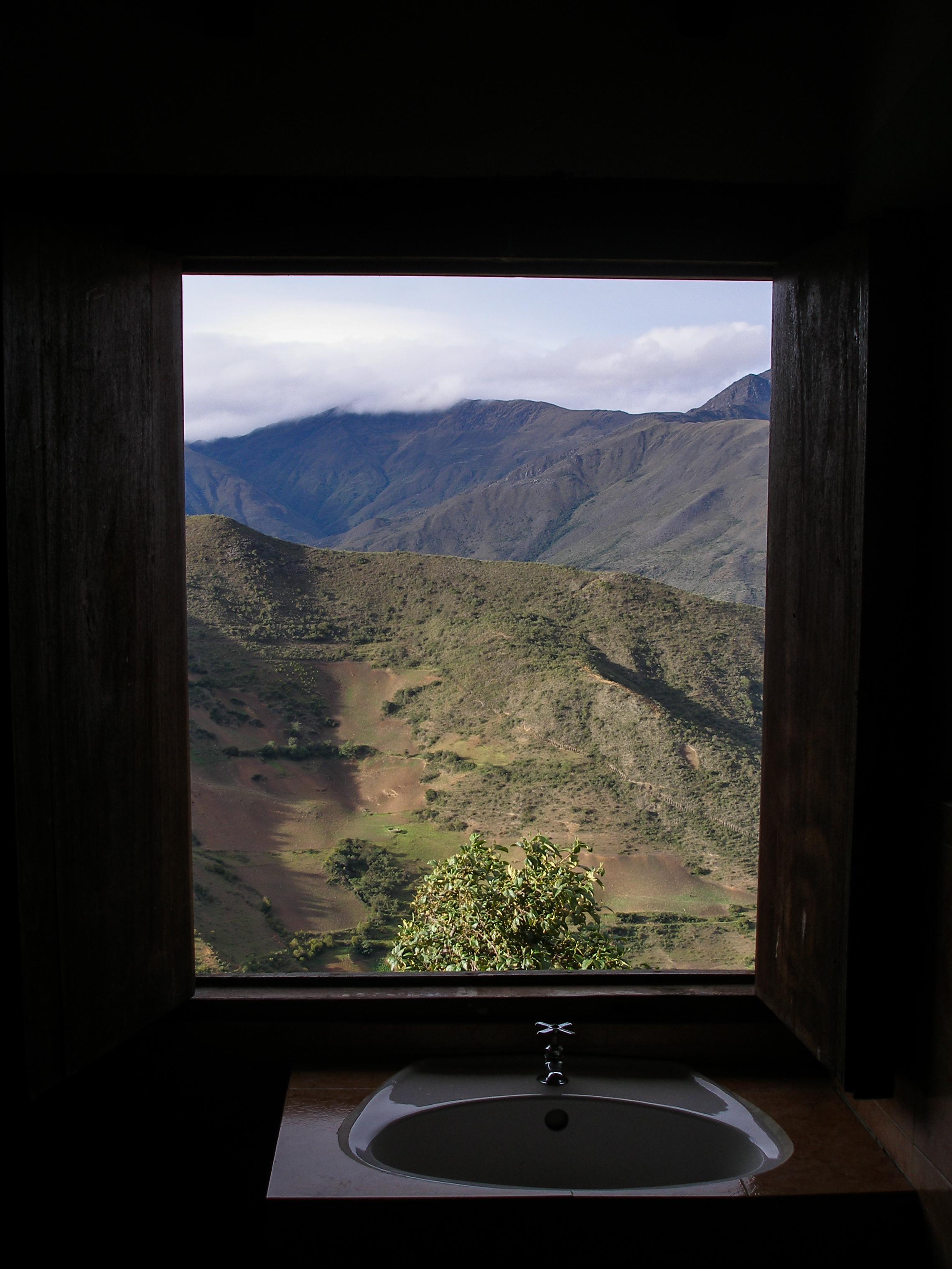 Sierra Nevada, Venezuela, South America