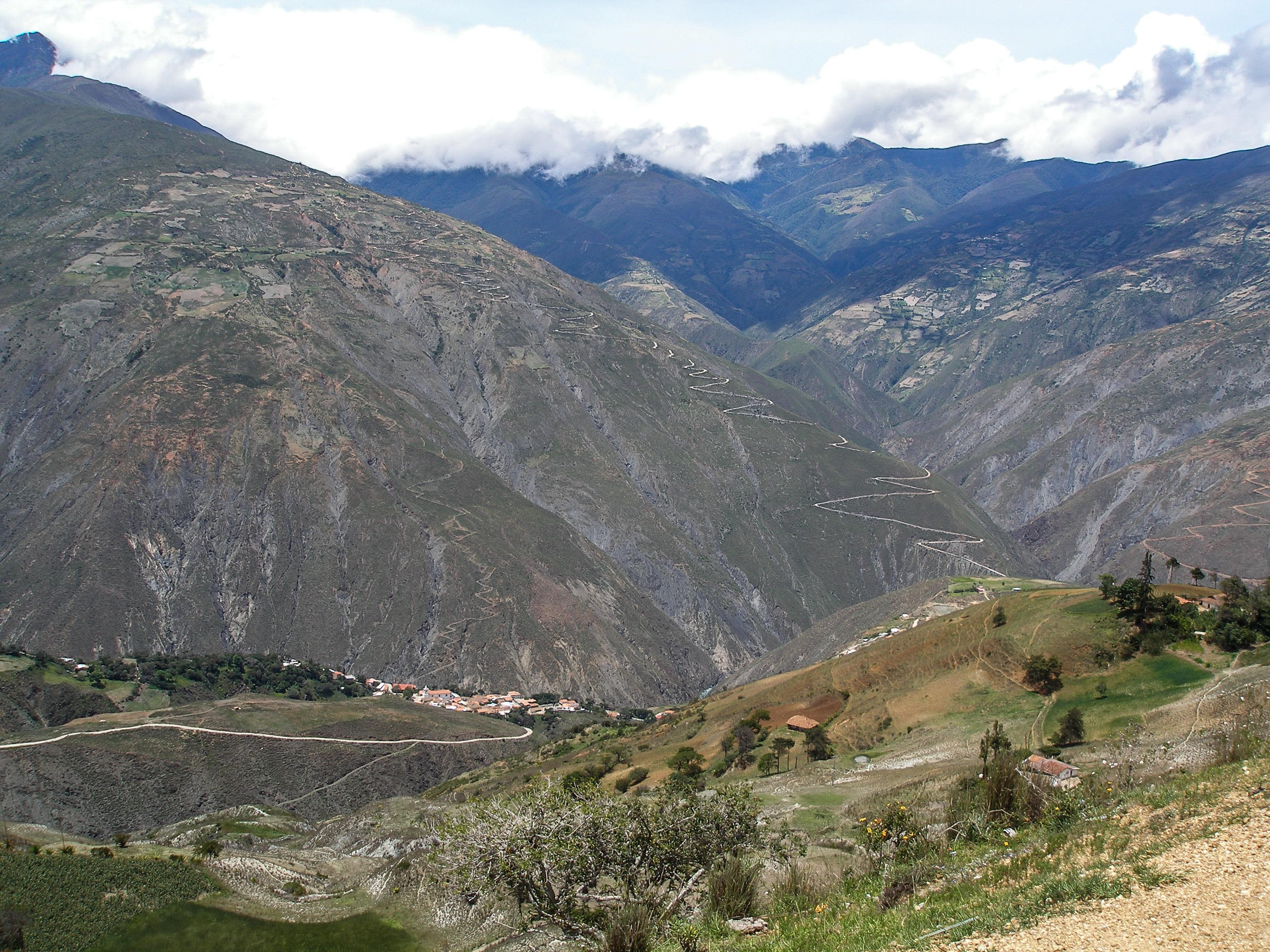 El Páramo la Negra, Venezuela, South America