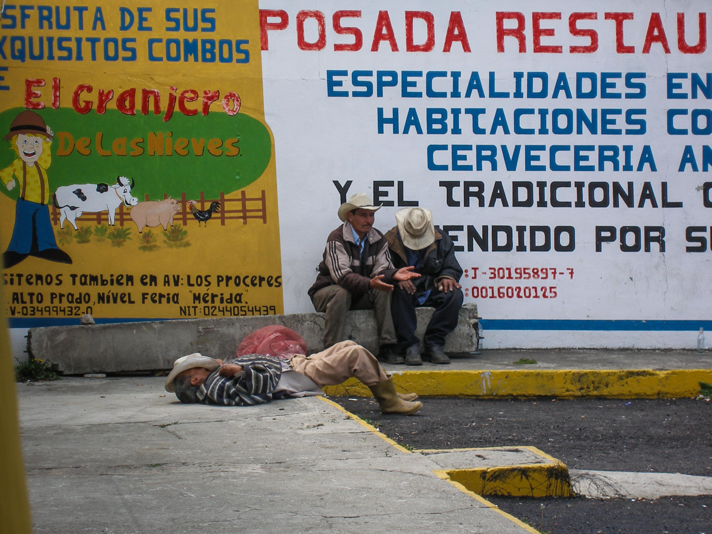 Mérida, Venezuela, South America